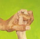 Hands, Green