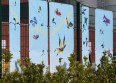 Butterfly Banners, Royal Manchester Children's Hospital